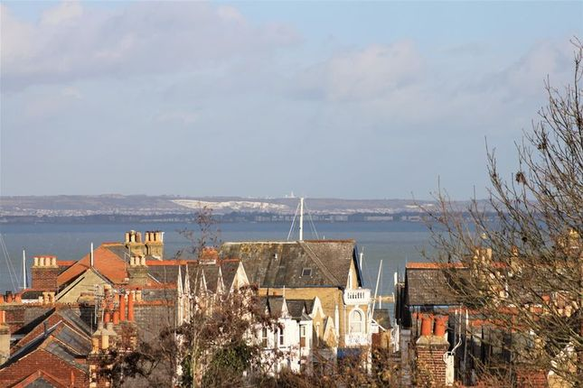 Thumbnail Flat to rent in Orchard Place, Cowes