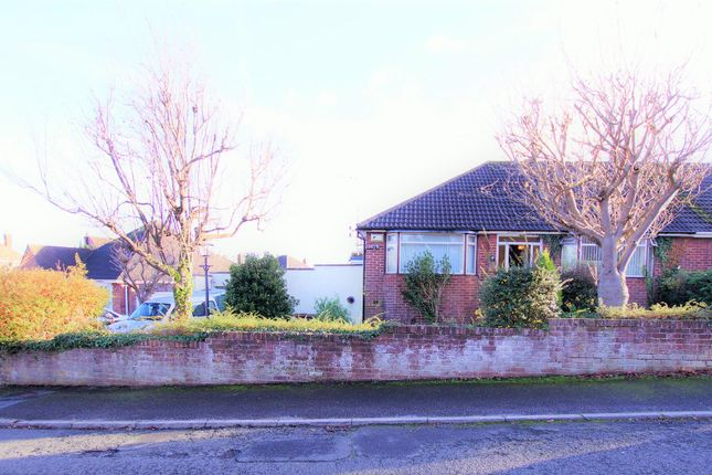 3 bed semi-detached bungalow for sale in Wepre Hall Crescent, Connah's Quay, Deeside CH5
