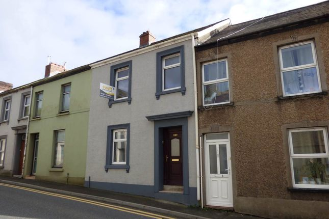 Thumbnail Property to rent in Priory Street, Carmarthen, Carmarthenshire