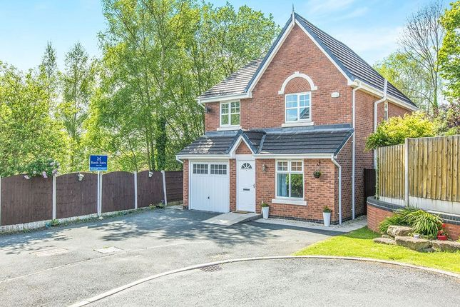 Thumbnail Detached house to rent in Coronet Close, Appley Bridge, Wigan