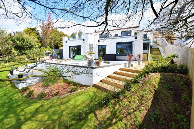 Thumbnail Detached house for sale in Redcliffe Bay, Portishead, Bristol