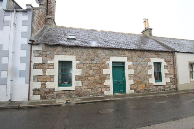 1 bed terraced house for sale in Commercial Street, Findochty, Buckie AB56