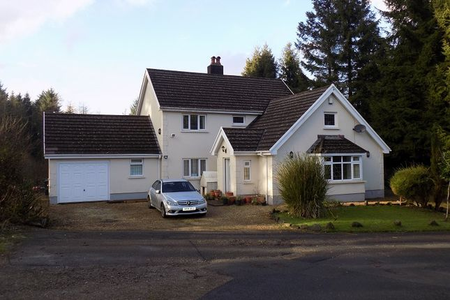 Thumbnail Detached house for sale in Galltcwm Terrace, Bryn, Port Talbot, Neath Port Talbot.
