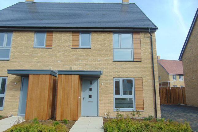 Thumbnail Semi-detached house to rent in Peter Churchill Lane, Ashford