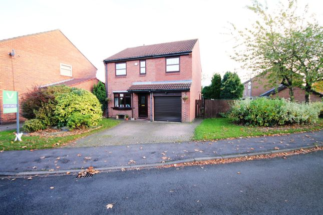 Thumbnail Detached house for sale in Priors Grange, High Pittington, County Durham