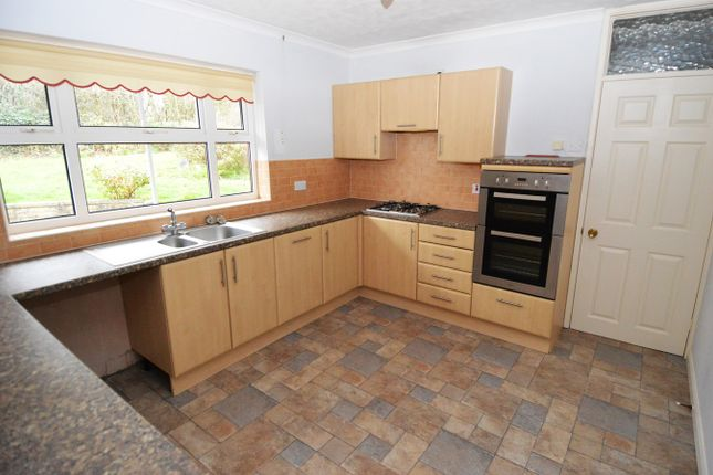 Thumbnail Detached bungalow to rent in Newport Close, Redditch