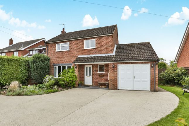 Thumbnail Detached house for sale in Manns Lane, Swanton Morley, Dereham