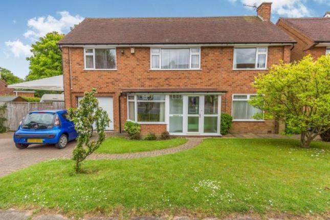 Thumbnail Detached house for sale in St. Denis Road, Selly Oak, Birmingham, West Midlands