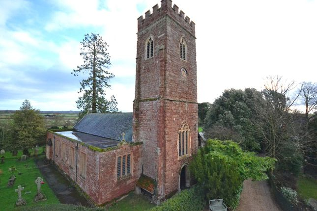 View Of Church of Clyst St. George, Exeter EX3
