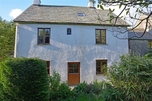 Thumbnail Detached house for sale in Near Broughton Beck, Ulverston, Cumbria