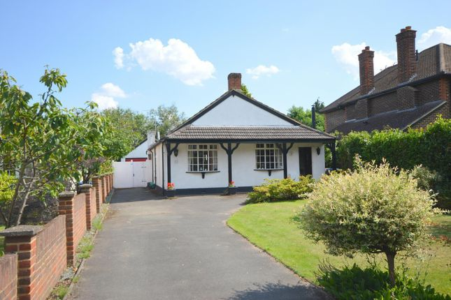 Thumbnail Detached bungalow for sale in Slade Road, Ottershaw