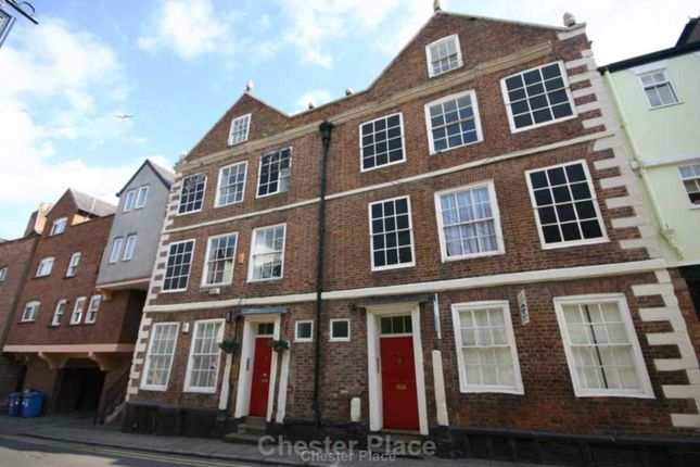 Thumbnail Flat to rent in Castle Street, Chester