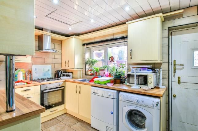 Kitchen of Daneshouse Road, Burnley, Lancashire BB10
