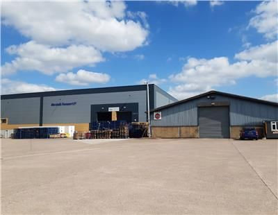 Thumbnail Light industrial to let in Unit C Pershore Airfield, Long Lane, Throckmorton, Nr Pershore, Worcestershire