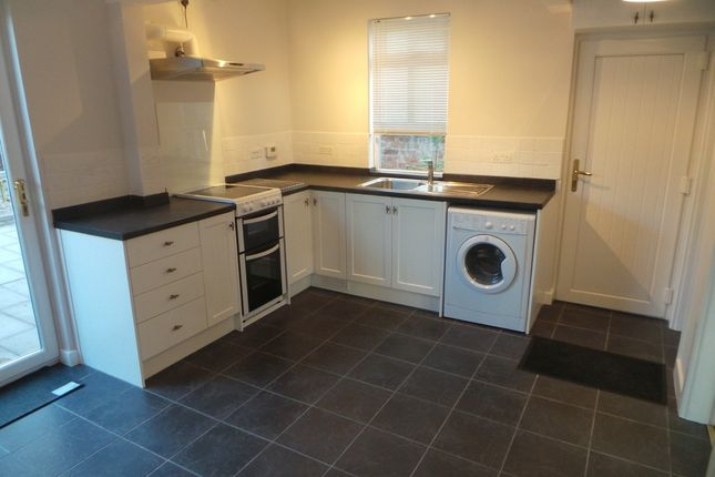 Thumbnail Semi-detached house to rent in Dilhorne Road, Cheadle, Stoke-On-Trent
