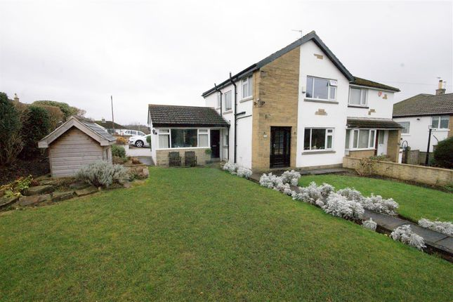 3 bed semi-detached house for sale in Halifax Road, Brighouse