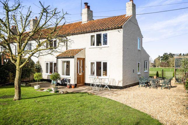 Thumbnail Property for sale in Vicarage Lane, Mettingham, Bungay