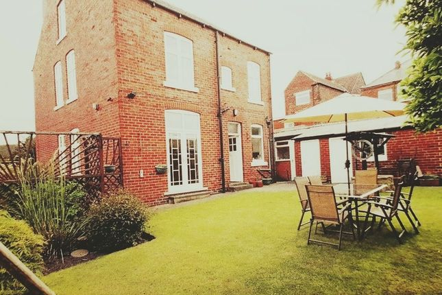 Thumbnail Detached house for sale in Hall Avenue, Mexborough