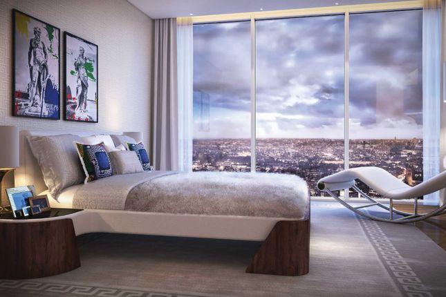 3 bed flat for sale in Aykon London One, Nine Elms, Bondway, London