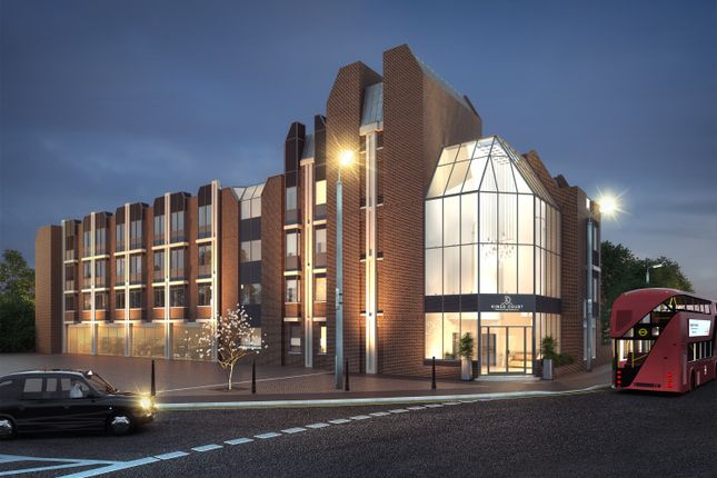 Thumbnail Flat for sale in High St, Camberley