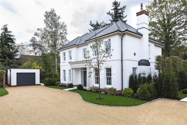 Thumbnail Detached house for sale in Crowsley Road, Shiplake, Henley-On-Thames, Oxfordshire