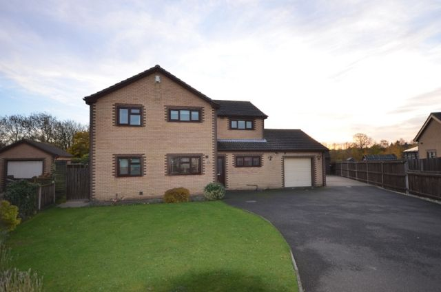 Thumbnail Detached house to rent in The Hollows, Legbourne, Louth