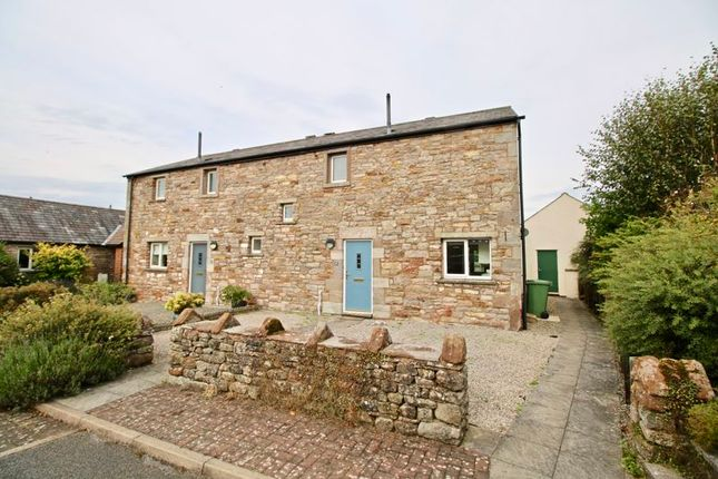 Thumbnail Semi-detached house for sale in Hall Grange, Bolton, Appleby-In-Westmorland