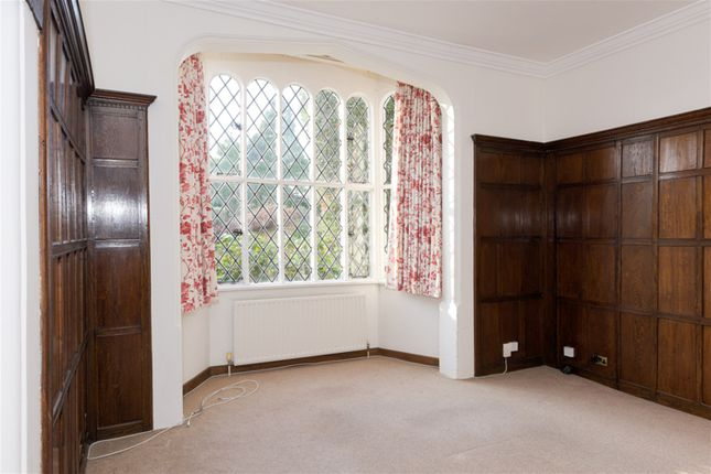 Reception of Foley Road, Claygate, Esher KT10