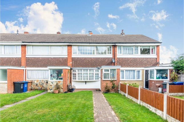3 bed terraced house for sale in Glenmore Avenue, Burntwood WS7