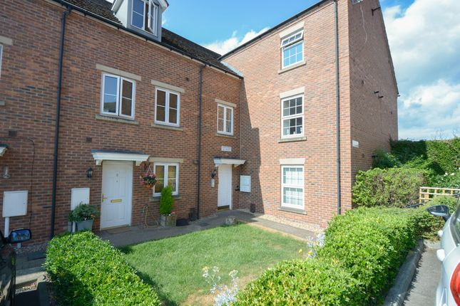 Thumbnail Flat for sale in Macmillan Mews, Old Road, Chesterfield