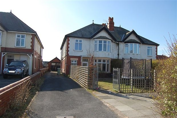 Front of Clifton Drive South, St. Annes, Lytham St. Annes FY8