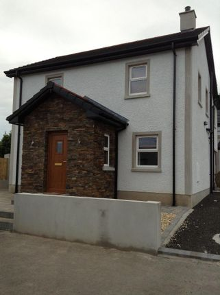 Thumbnail Detached house for sale in Knocknacarry Road, Cushendun, Ballymena