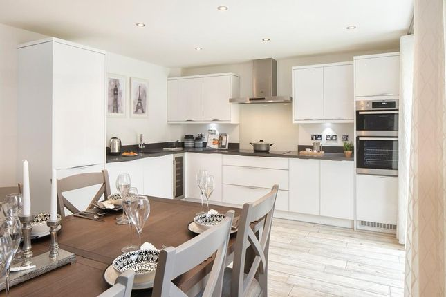 "Detached house for sale in ""Ingleby"" at St. Georges Way, Newport"