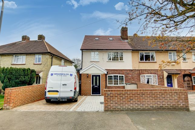 Thumbnail Semi-detached house for sale in Hoppner Road, Hayes