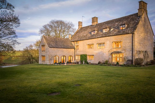 Thumbnail Property for sale in The Manor House, Upper Swell, Cheltenham