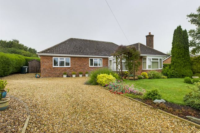 Thumbnail Bungalow for sale in Main Road, Benniworth, Market Rasen, Lincolnshire