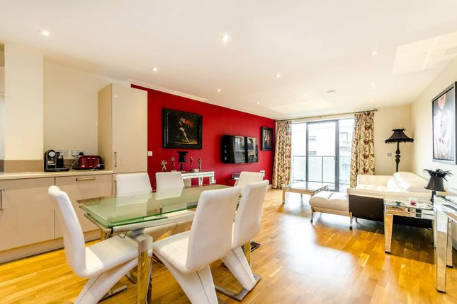 Thumbnail Flat to rent in Maltby Street, London Bridge