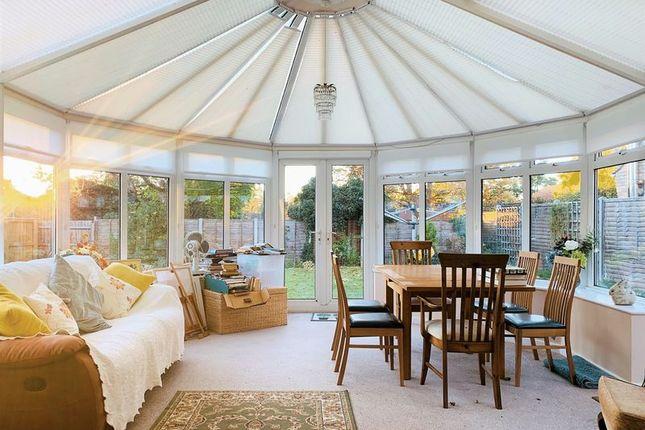 Thumbnail Detached bungalow for sale in Glenwood Gardens, Taunton, Somerset