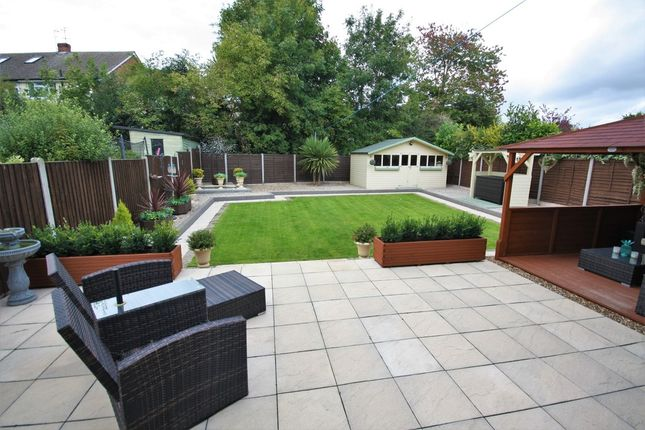 Thumbnail Detached house for sale in Mill Lane, Broomfield, Chelmsford