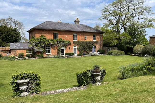 Thumbnail Detached house for sale in Brimpton House, Church Lane, Brimpton, Berkshire