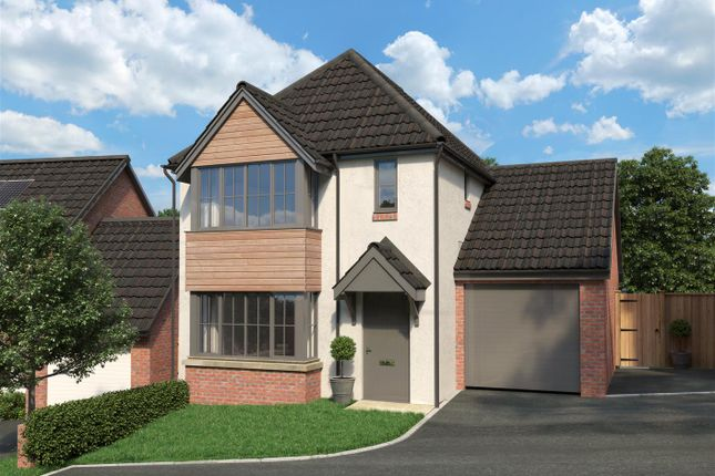 Thumbnail Detached house for sale in Elm Walk, Portishead, Bristol