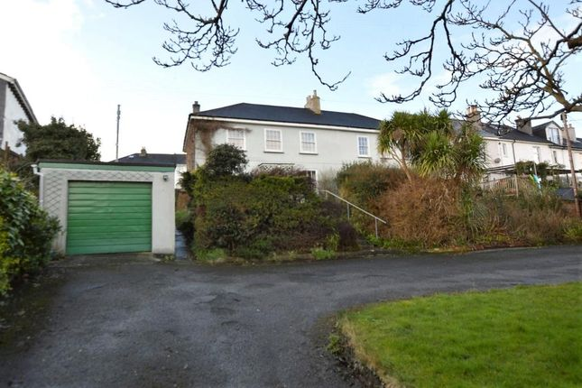 Thumbnail Detached house for sale in North Road, Saltash, Cornwall