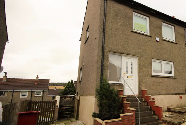 Thumbnail Semi-detached house to rent in Muirfoot Road, Rigside ML11,