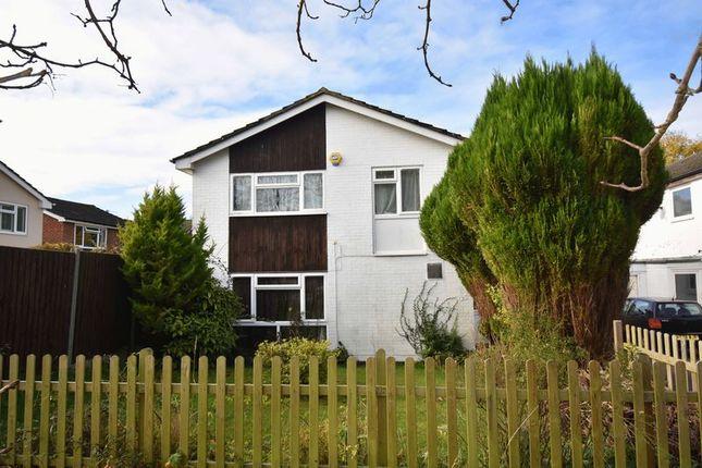 Thumbnail Detached house to rent in Kingsmill Road, Basingstoke