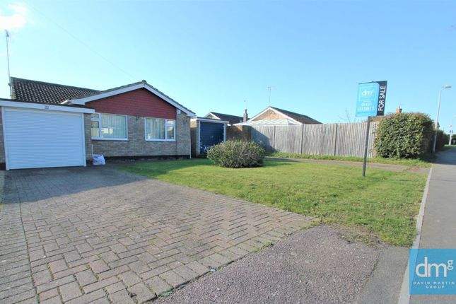 Thumbnail Detached bungalow for sale in Vine Road, Tiptree, Colchester