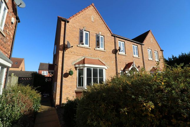 Thumbnail Terraced house to rent in Mallard Chase, Hatfield, Doncaster