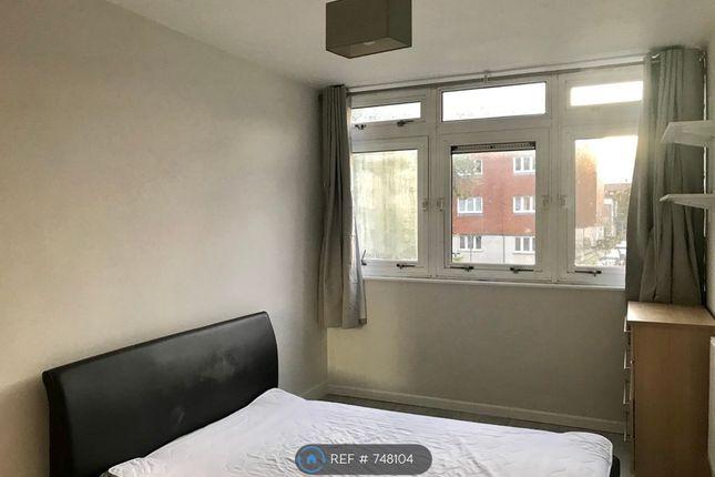Bedroom of Norton House, London E1
