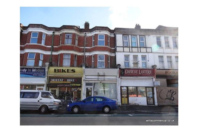 Thumbnail Retail premises to let in Christchurch Road 463, Boscombe, Dorset