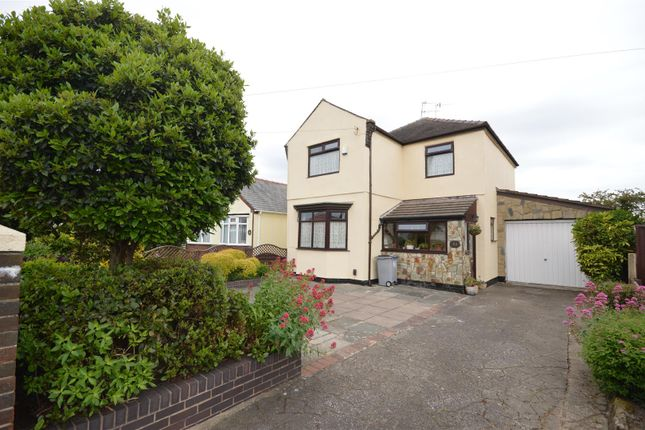 Thumbnail Detached house for sale in Sandbrook Lane, Moreton, Wirral