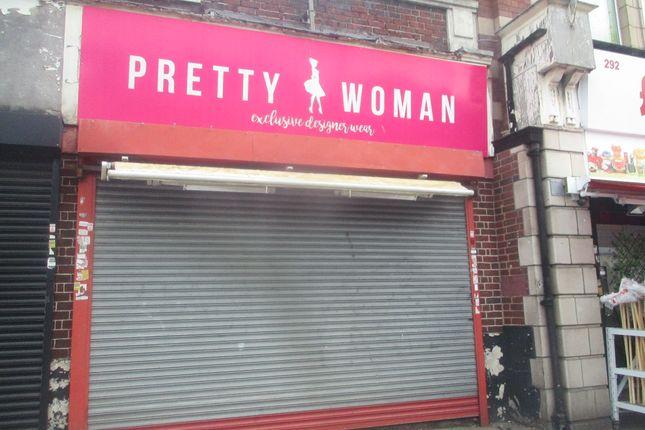 Retail premises to let in Soho Road, Handsworth, Birmingham
